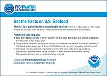 Thumbnail image of FishWatch postcard