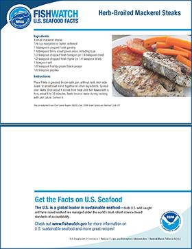 Thumbnail image of king mackerel recipe card