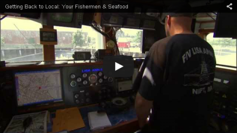 Getting Back to Local – Your Fishermen and Seafood